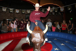 Mechanical Bull Riding Bay Area California