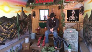 Old West Shooting Gallery
