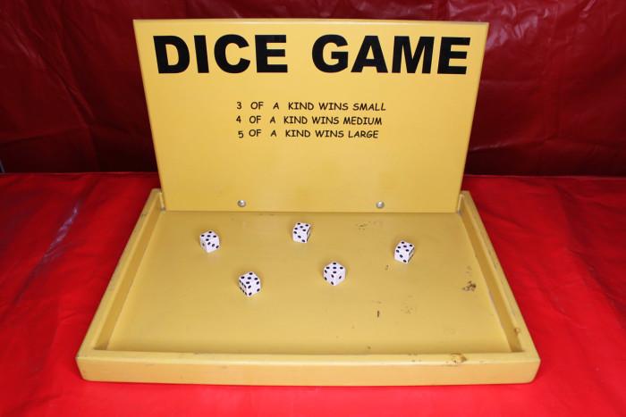 5 Dice Game Rental