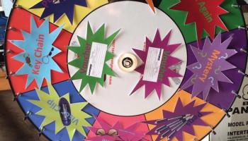 30 Inch Prize Wheel