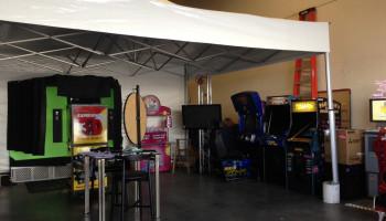 17ft x 17ft Deluxe Tent