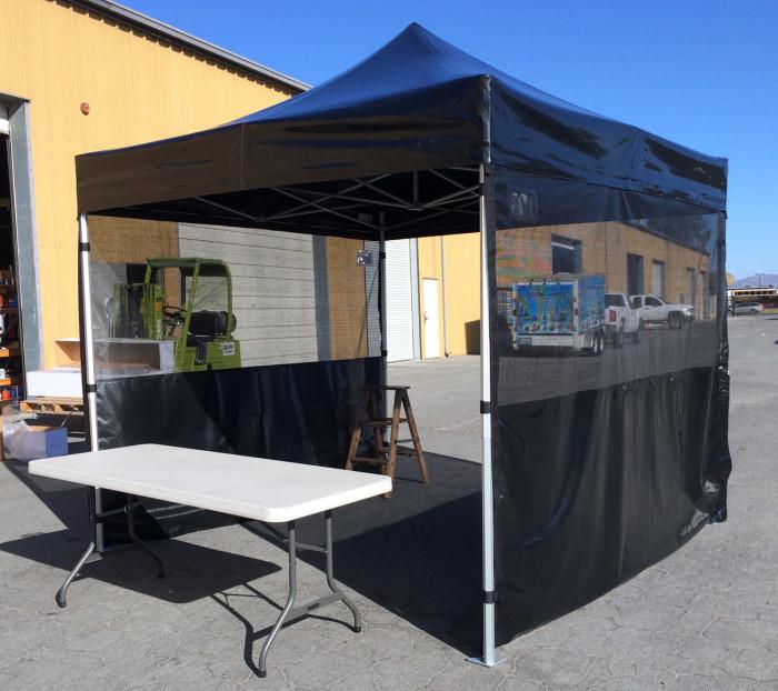 10x10 Tent Rental