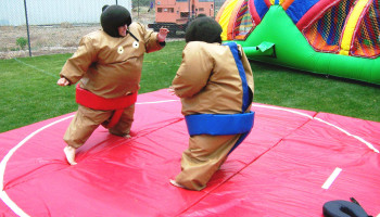 Sumo Wresting Competition