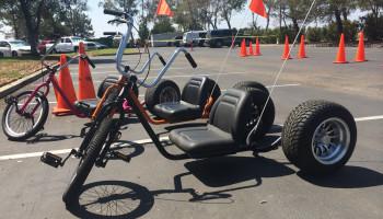 Extreme Adult Big Wheel Trikes