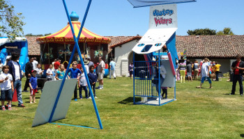 Water Wars Balloon Battle