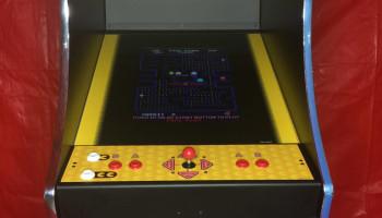 Pac-Man 80s Arcade Game Rental
