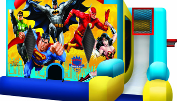 Justice League Inflatable Combo