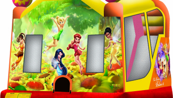 Disney Fairies Inflatable Combo