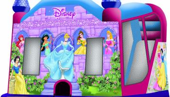 Disney Princess 4 in 1 Combo