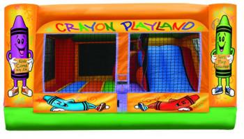 Crayon Combo Toddler Unit
