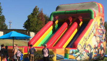 24ft Extreme Inflatable Slide