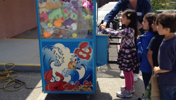 Crane Machine Game Rental