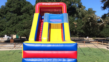 18ft Inflatable Slide