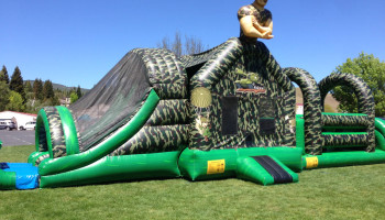 Sergeant Camo Inflatable Combo