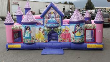 Disney Princess Toddler Inflatable