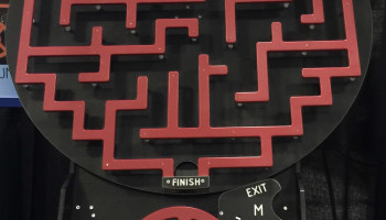 Crazy Maze Driving Game