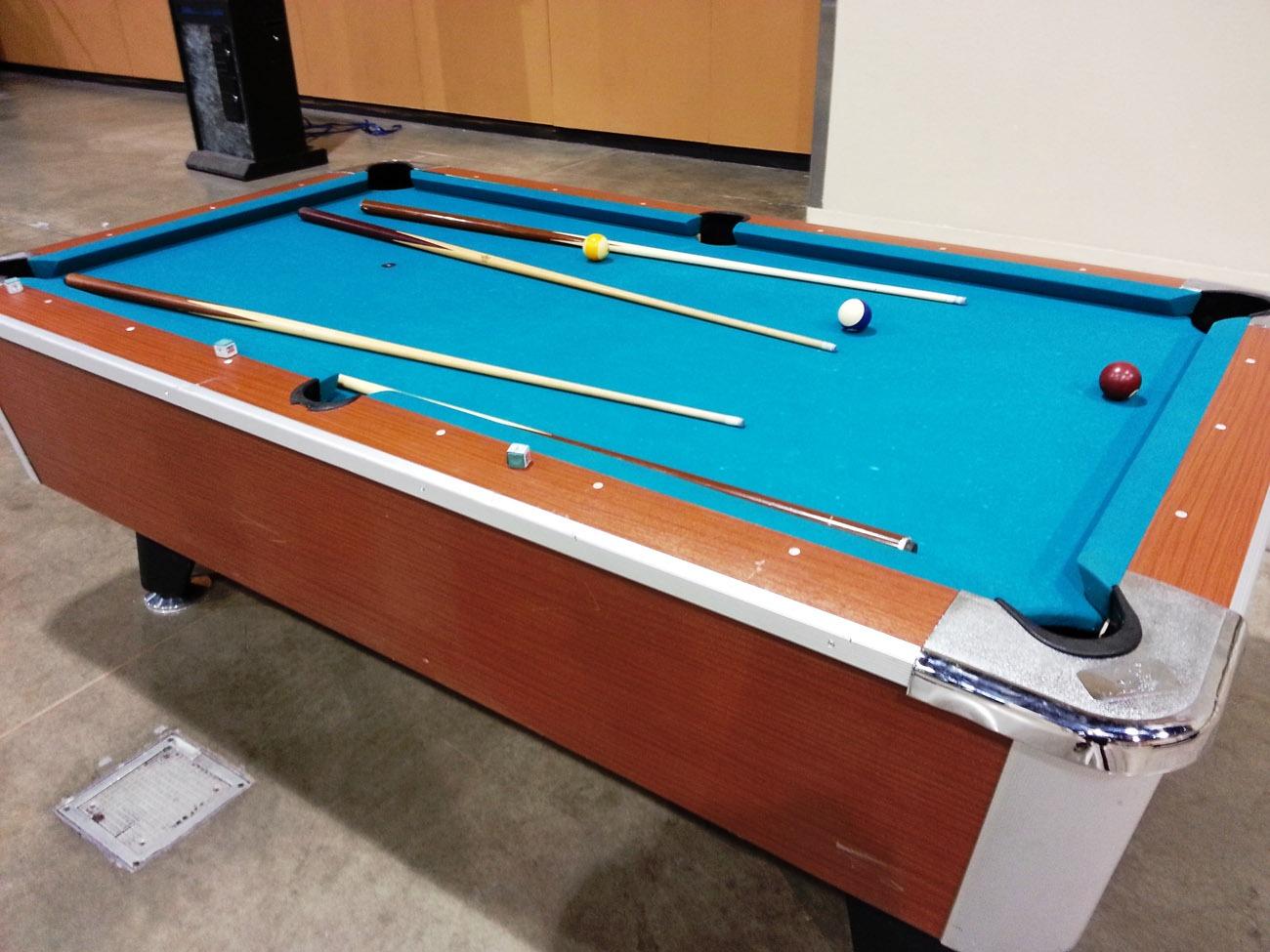Pool Table Rental