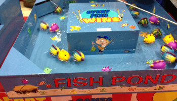 Fish Pond Water Game