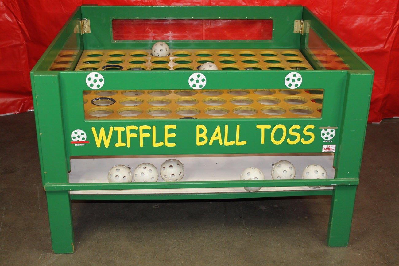 Wiffle Ball Toss Game