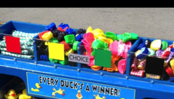 Floating Duck Pond Carnival Game