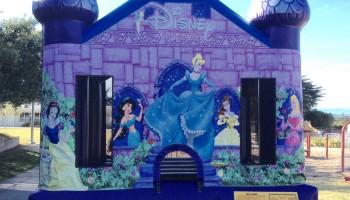Disney Princess Inflatable Bouncer