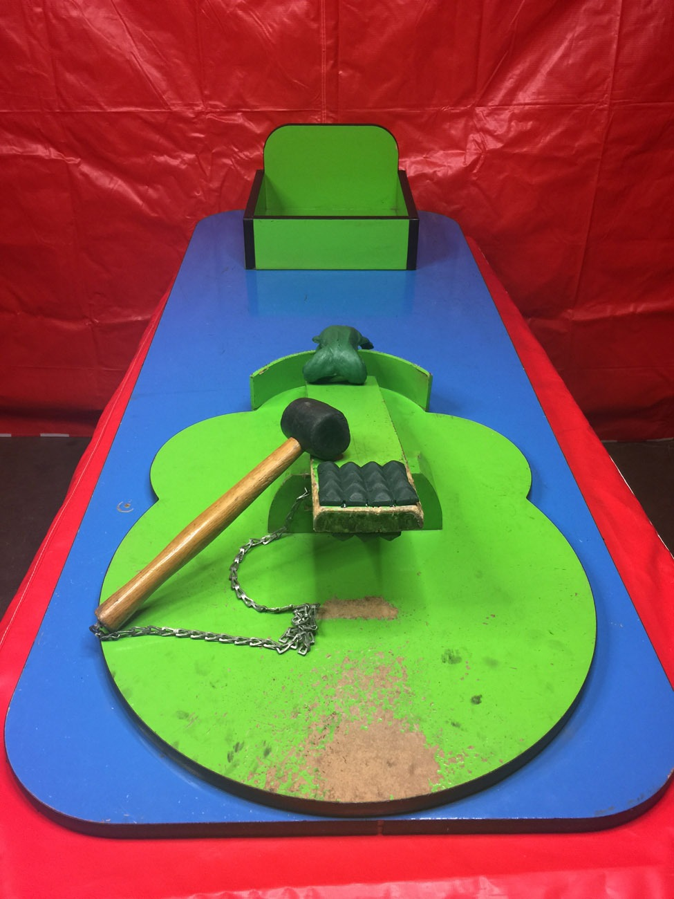 Leap Frog Carnival Game Lets Party