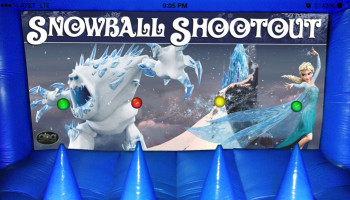 Snowball Shoot Out Game