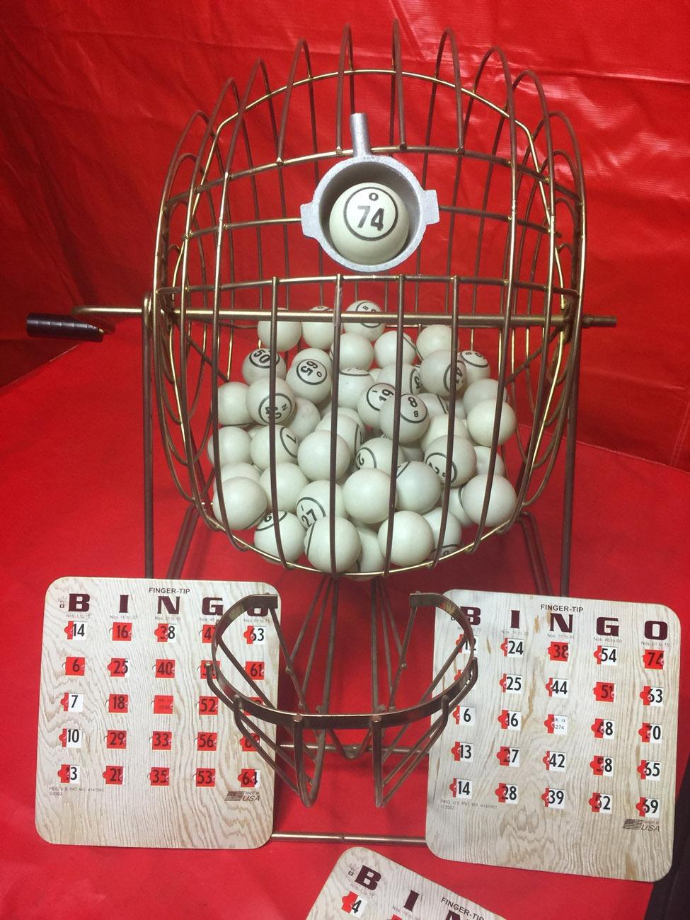 Bingo Game Rental