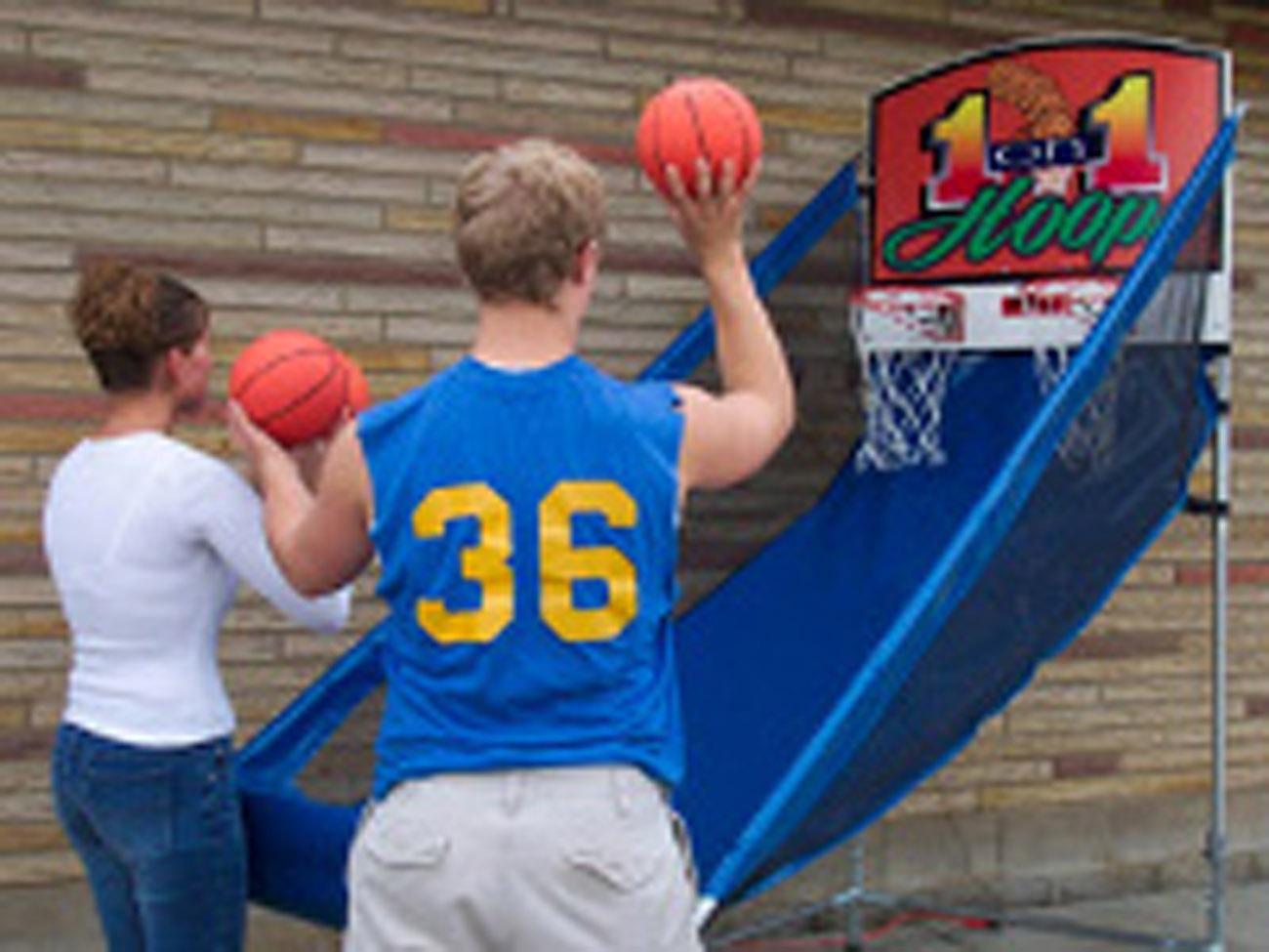 Digital Basketball Game Rental