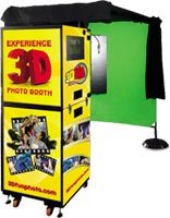 3D Green Screen Photo Booth
