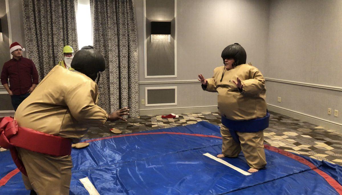 Sumo Wrestling Rentals San Francisco