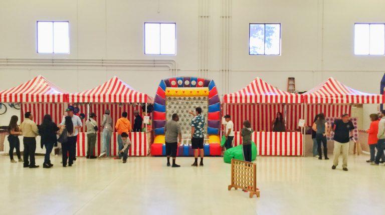 School Carnival Tent Rental