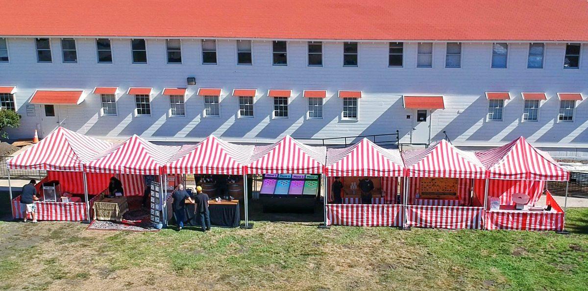 San Jose Carnival Tent Rentals