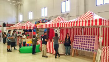 San Francisco Bay Area Carnival Booth Rentals
