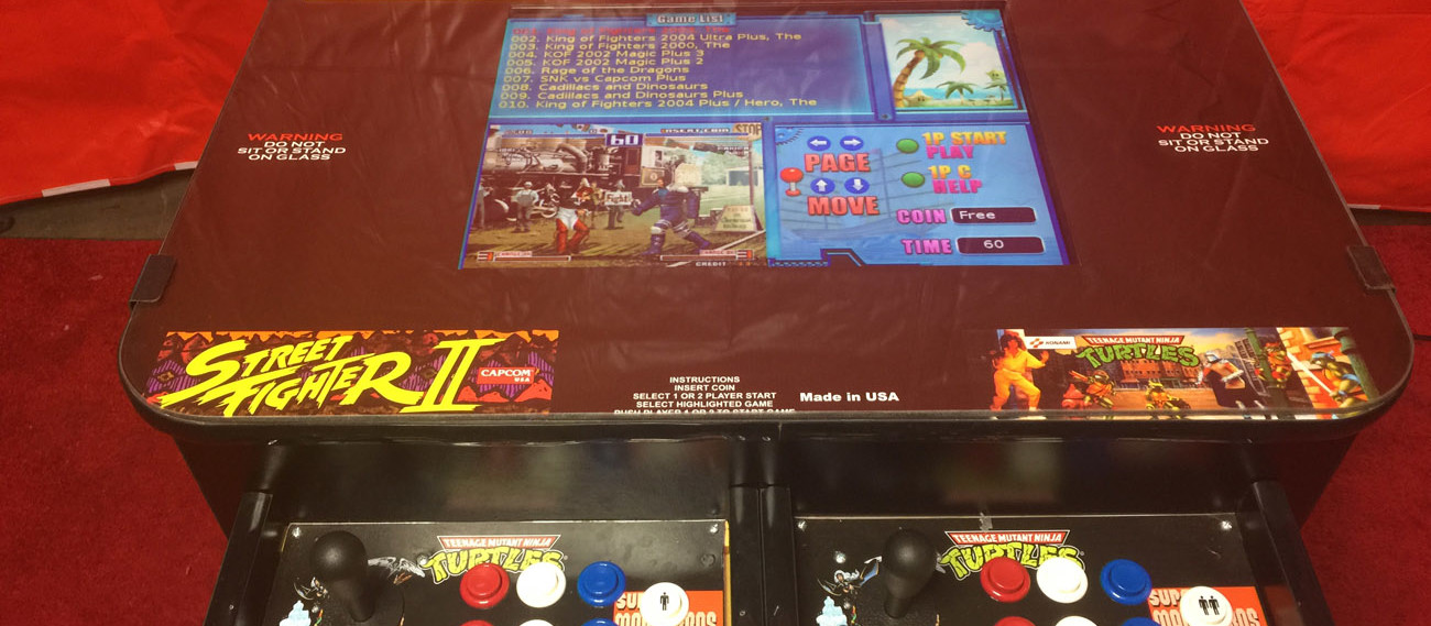 512 Games Pub Style Arcade Game