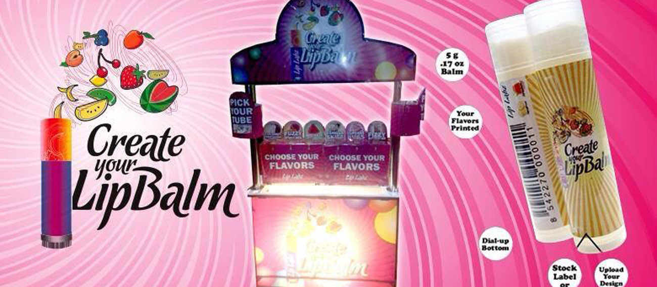 Create your own Lip-Balm Craft Carnival Item