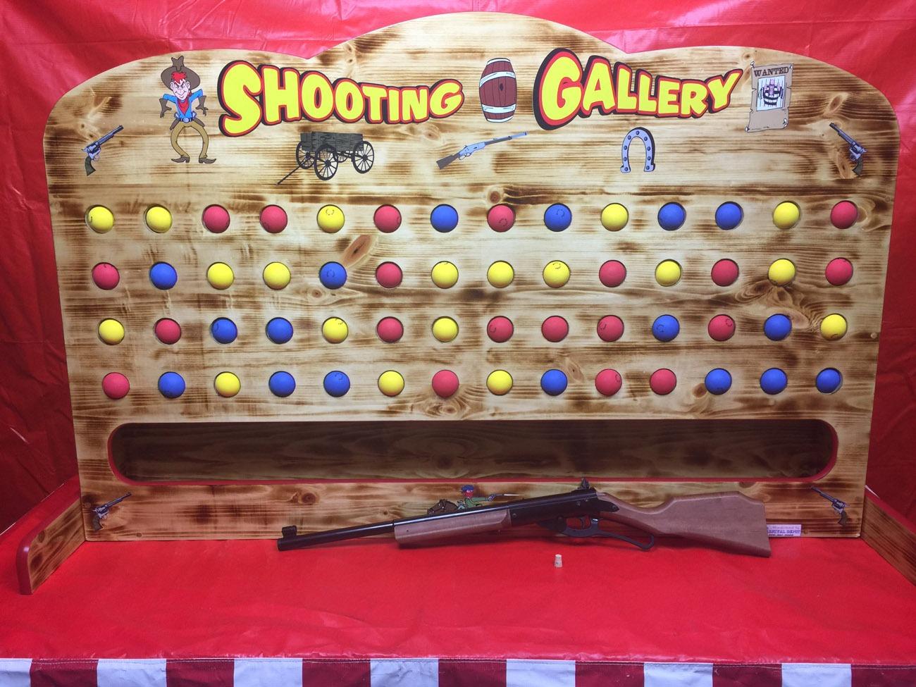 Cork Gun Carnival Game Rental Western Game Ca