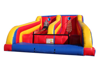 2 Person Inflatable Jacobs Ladder Competition
