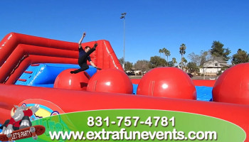 Inflatable Big Baller