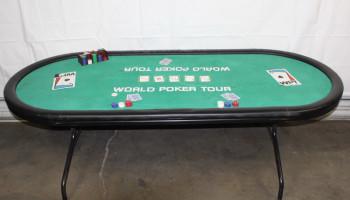 Texas Holdem Casino Table