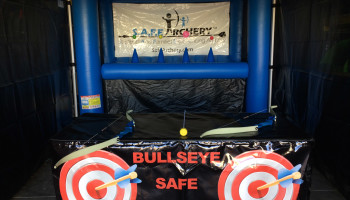 Hunger For The Games Bullseye Safe Archery