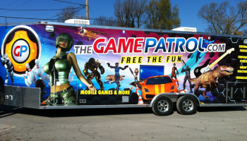 Game Patrol Video Game Trailer