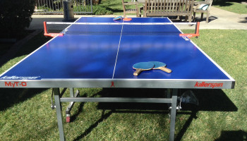 Ping Pong Table (Table Tennis)