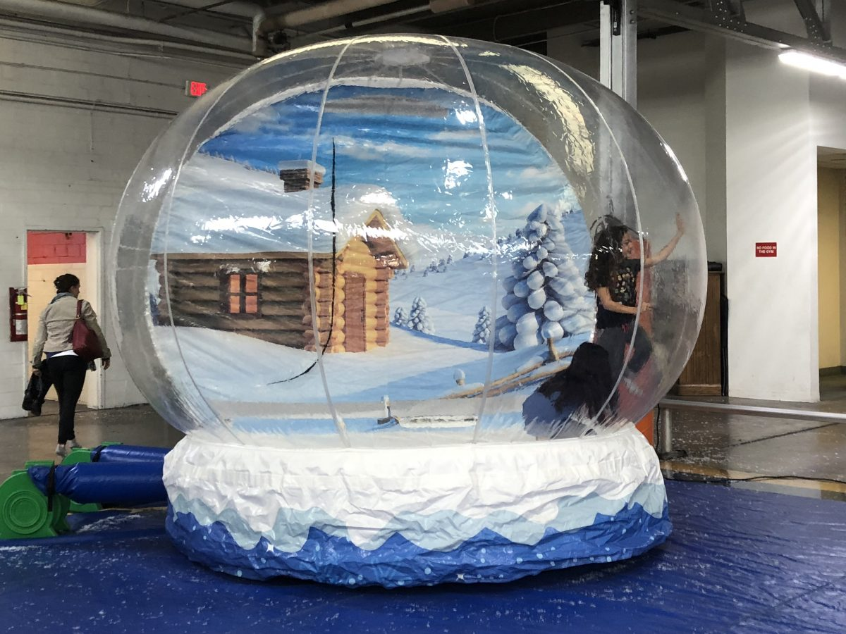 Inflatable Snow Globe Rental San Francisco