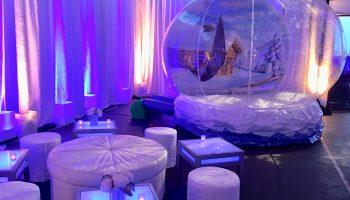 Snow Globe Rental Santa Clara