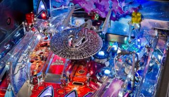 Star Trek Pinball Rentals Bay Area