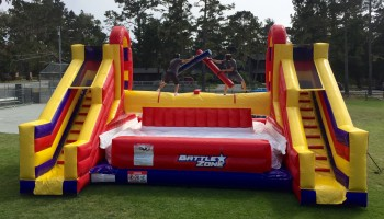 Inflatable Battle Zone