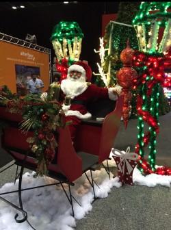 Christmas Sleigh Photo Prop
