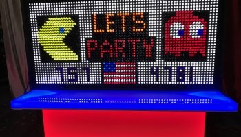Giant Lite Brite Game Rental For Trade Show And Corporate Parties In The Northern California Bay Area