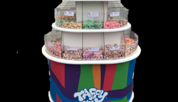 Salt Water Taffy Bar